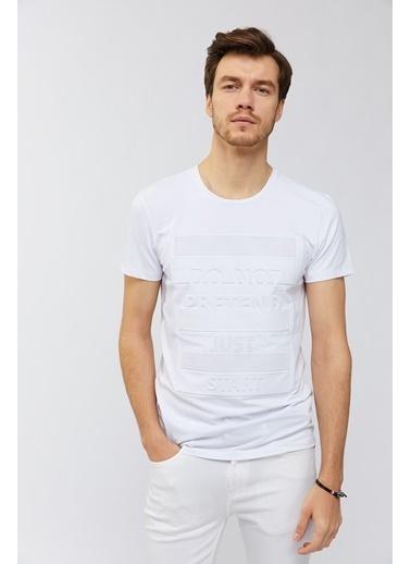 Avva Tişört Beyaz